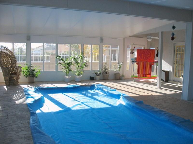 Pool Enclosures Albuquerque New Mexico Sandia Sunrooms