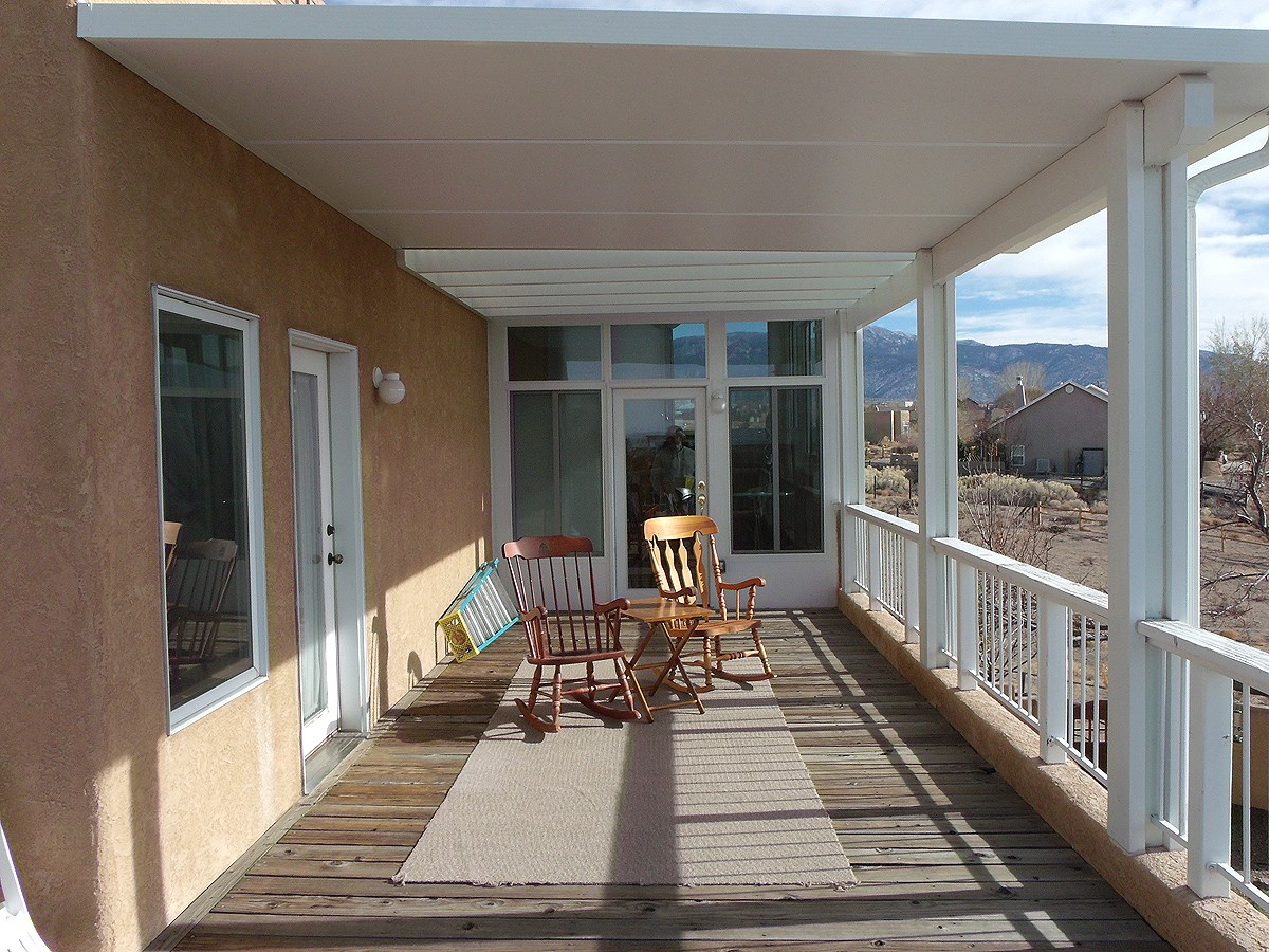 Patio Covers Albuquerque New Mexico Sandia Sunrooms