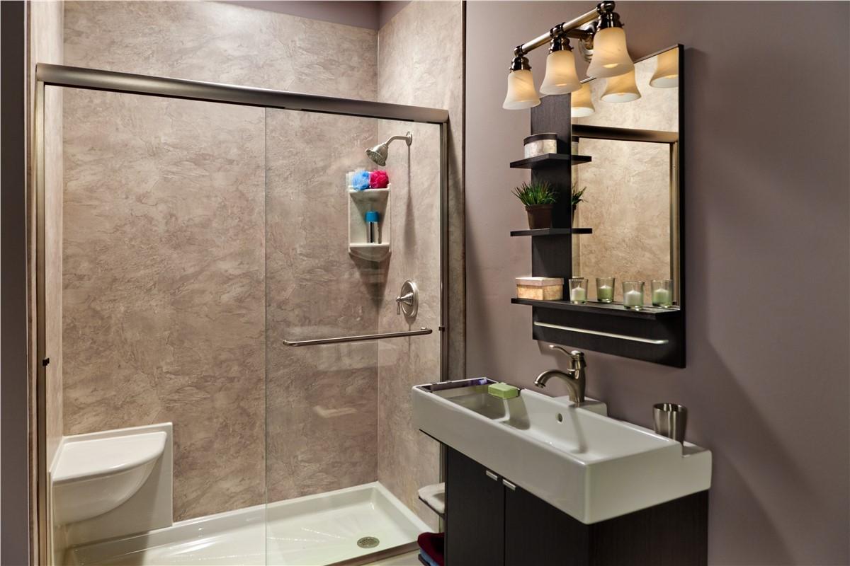 Tub To Shower Conversions Bathroom Remodeling Sandia