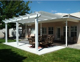 Pergolas & Partial Shade Photo 2