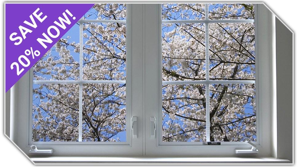 20% OFF Windows