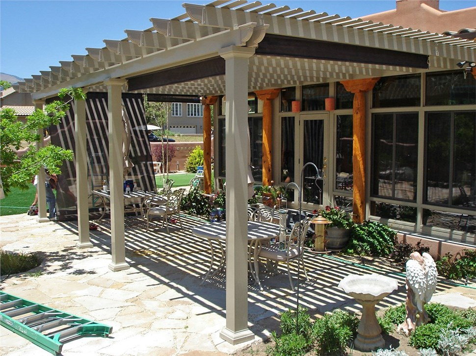 $1000 off Patio Covers and $1750 off Sunrooms!