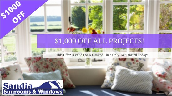 $1,000 OFF ALL PROJECTS