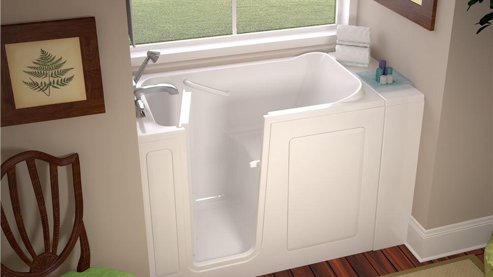 Bathroom Remodeling - Walk-in Tubs Photo 1