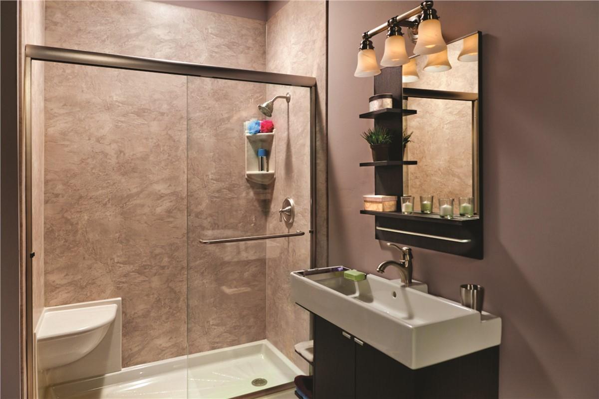 Northern California New Showers | Chico New Shower | Selig Custom