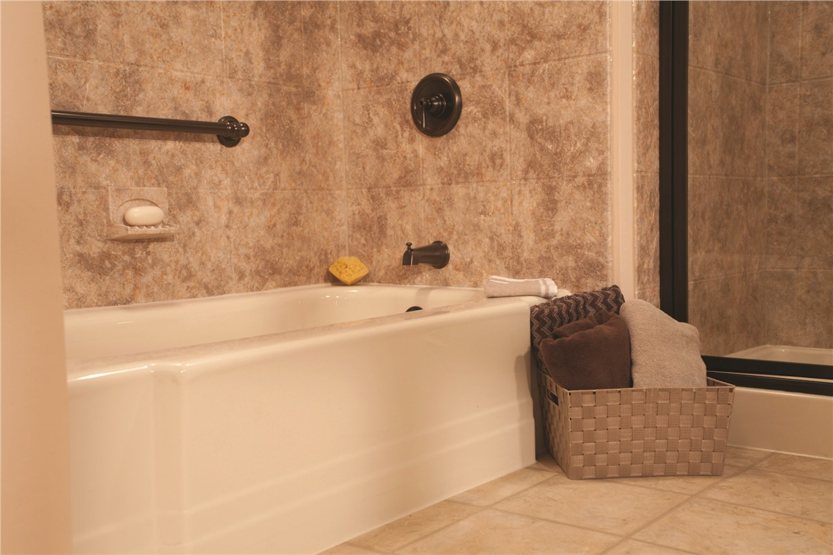 Northern California Replacement Tubs | Chico Replacement Bathtubs | Selig  Custom
