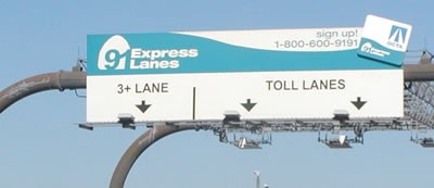 Apply for the Zero Emission Vehicle Discount on CA toll roads