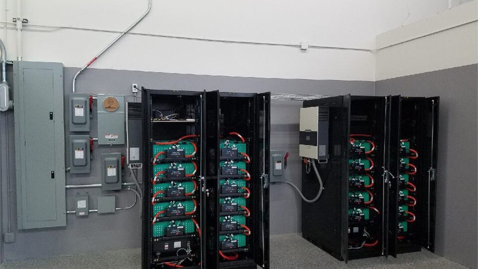 Commercial Solutions: Energy Storage Photo 1