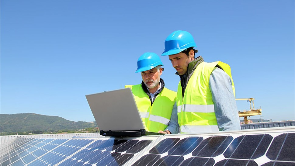 Solar Panels Photo 1
