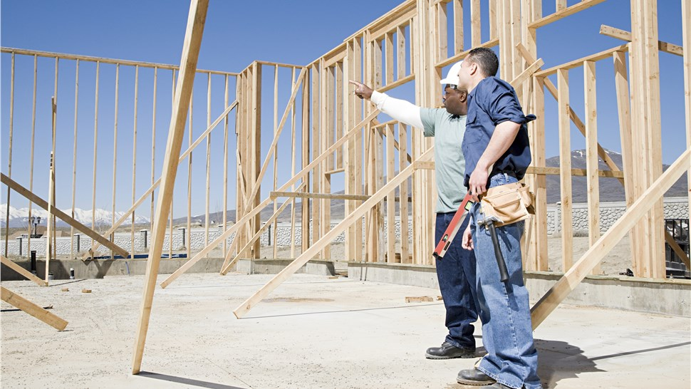 Commercial Solutions: Home Builders Photo 1