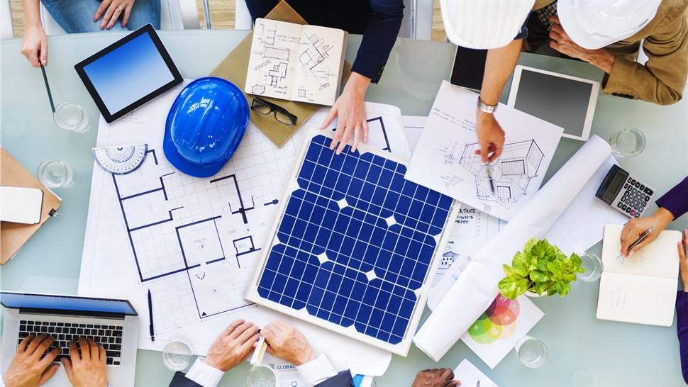 Residential Solar Energy: Solar Panel Design Photo 1