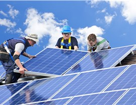 Residential Solar Energy Photo 2