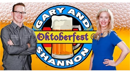 Gary and Shannon Oktoberfest Solar Giveaway Contest
