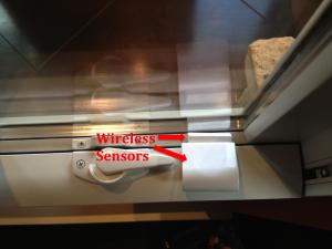 Wireless Window Alarms