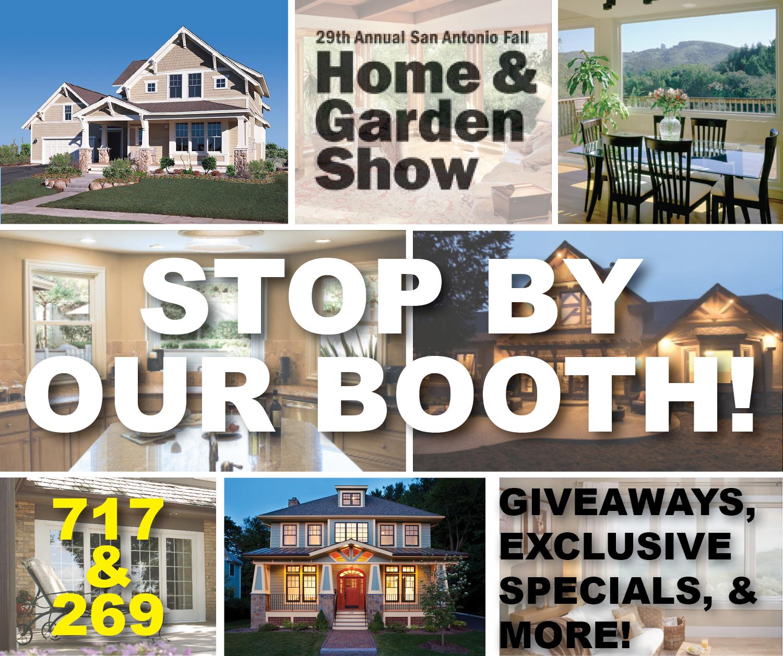 29th Annual San Antonio Home And Garden Show Fall 2015 Southwest Exteriors Blog