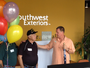 Southwest Exteriors Client Appreciation Caring Compassion Courtesy San Antonio TX