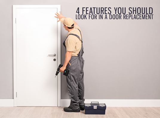 If you're in the market for front door replacement, you came to the right place!