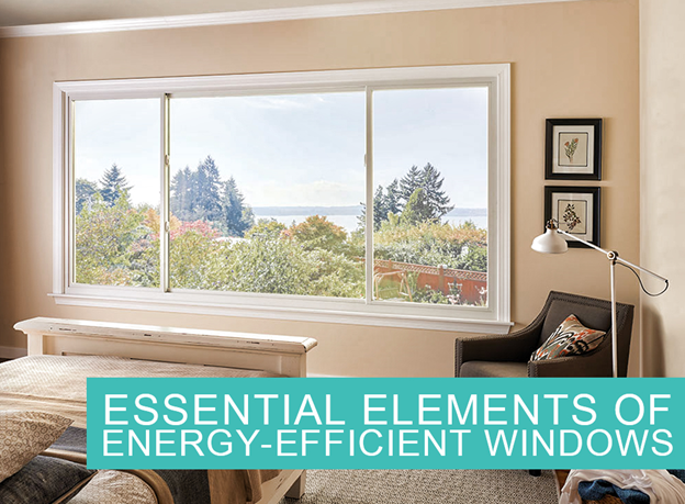 Energy Efficient window replacement is essential to older homes!