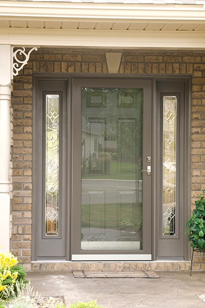 Though Storm Doors Exist To Protect Your Home From Storms, Theyu0027re Not All  Function Over Form. In Fact, Storm Doors Can Actually Up Your Curb Appeal  When ...