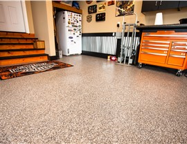 Concrete Coating - Garage Floor Coating Photo 4