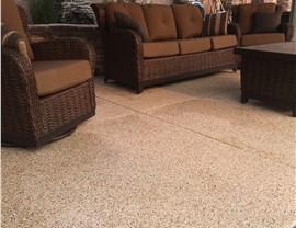 Concrete Coating - Patio Coating Photo 4