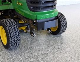 Concrete Coating - Garage Floor Coating Photo 1