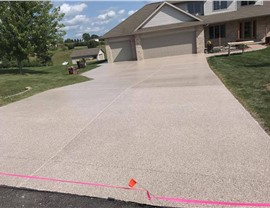 Concrete Coating - Driveway Coating Photo 3