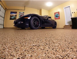 Concrete Coating - Garage Floor Coating Photo 3