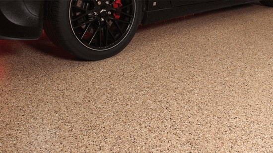 Get up to $600 off a new garage floor