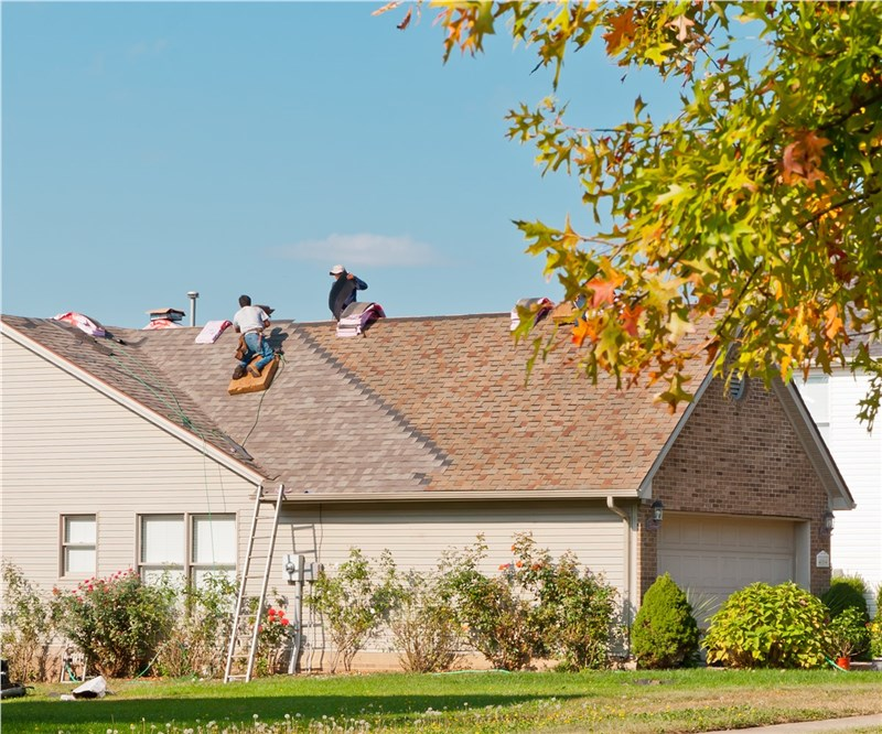 clevaland roof installation by roofing installers