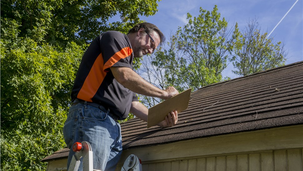 Roofing - Roof Inspection Photo 1