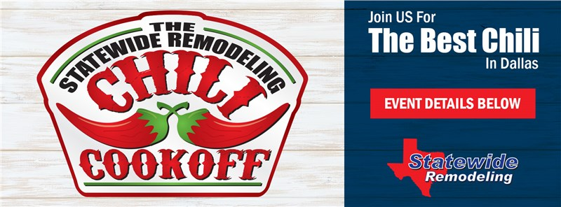 3rd Annual Statewide Remodeling Chili Cookoff