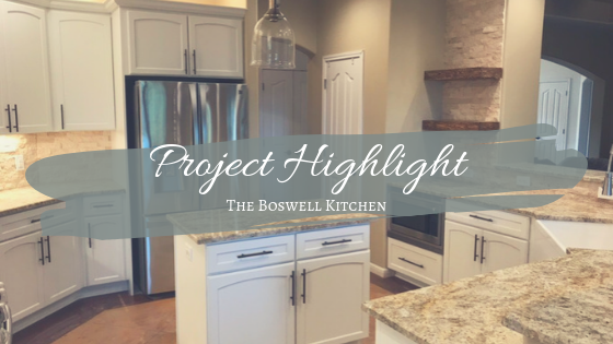 Project Highlight - The Boswell Kitchen