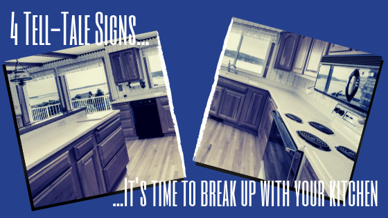 Is it Time to Break Up With Your Kitchen?