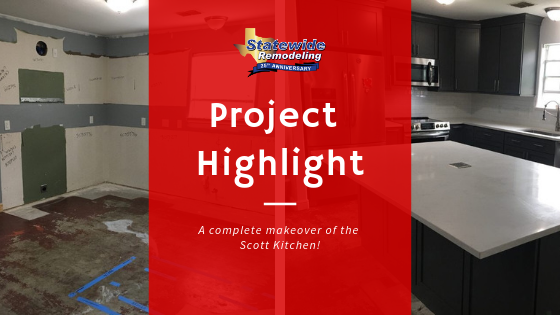 Project Highlight: The Scott Kitchen