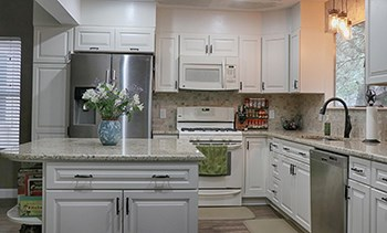 Recent Project: Kitchen Remodel & Great Room