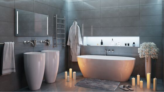 10 Super Lavish Upgrades for a More Luxurious Bathroom