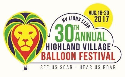Join Us at the Highland Village Balloon Fest