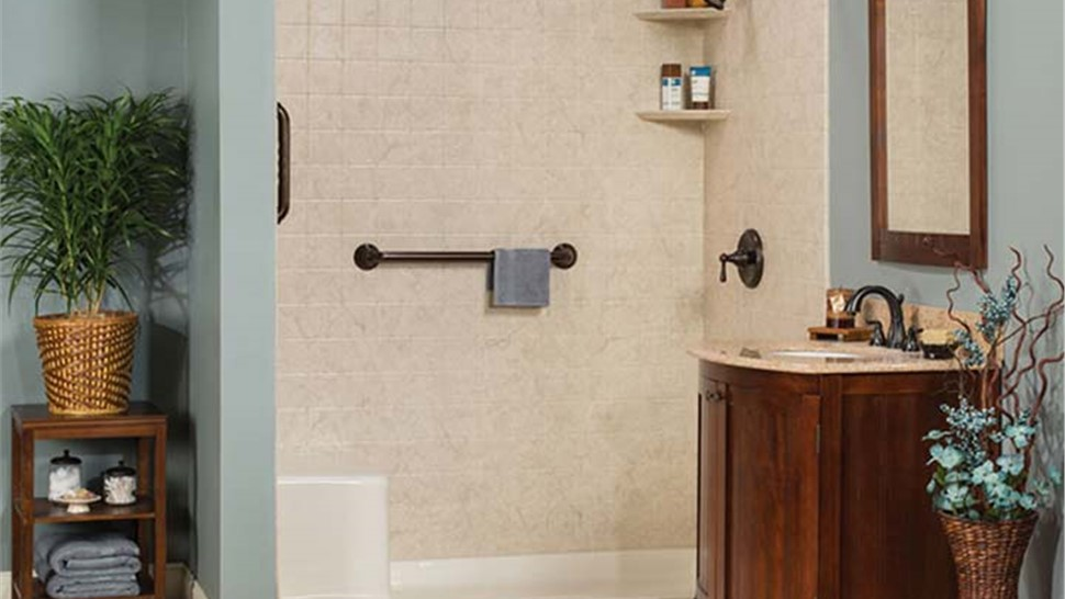 Shower Renovation tub to shower remodeling - texas bathroom remodelers | bath