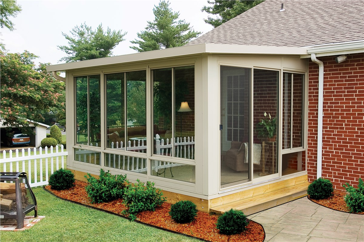 Custom Sunrooms Custom All Seasons Rooms Design