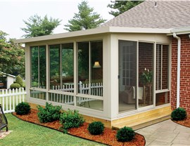 Custom Sunroom Photo 4