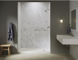 KOHLER Walk-In Showers Photo 3