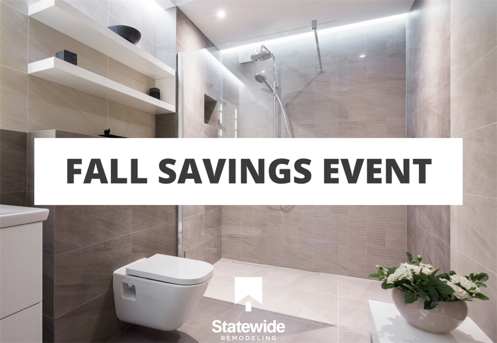 Save Up To $1,000 Off On A Houseful of Windows & Bath/Shower Systems!