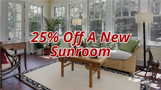Sunroom Special