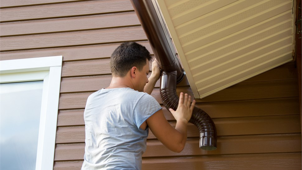 Gutters - Repair Photo 1