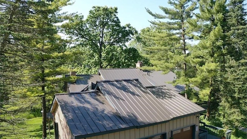 Metal Roofing Photo 1