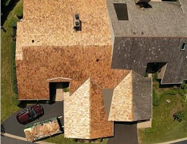 Roofing - Cedar Shake Shingles Photo 3