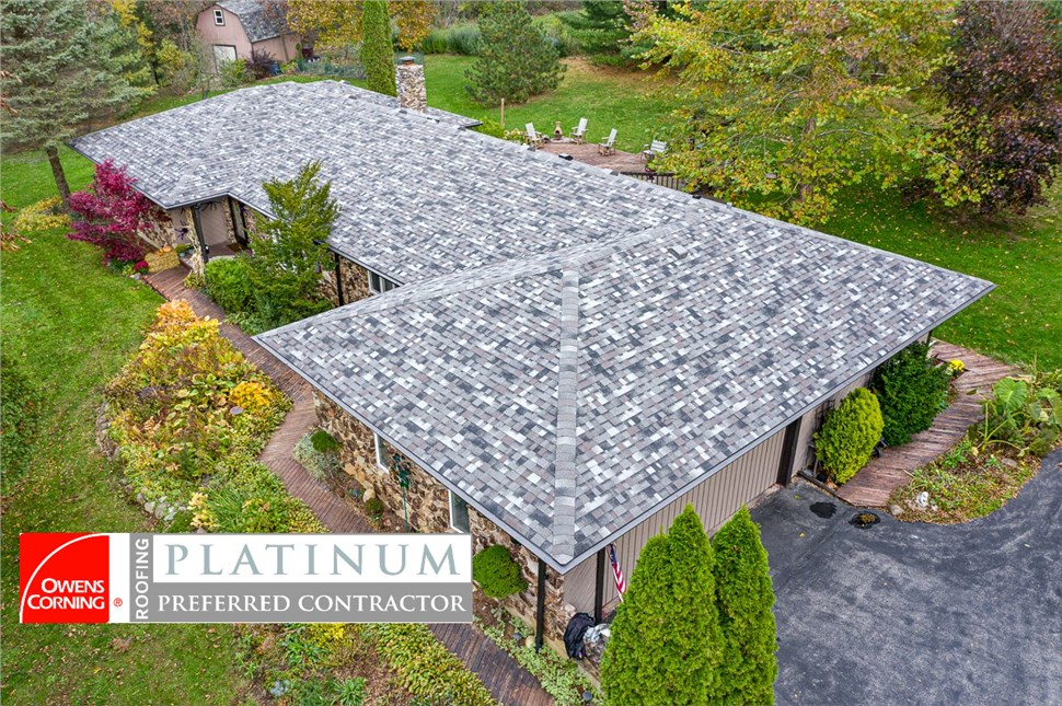 FREE Upgrade to Owens Corning Platinum Protection Warranty!