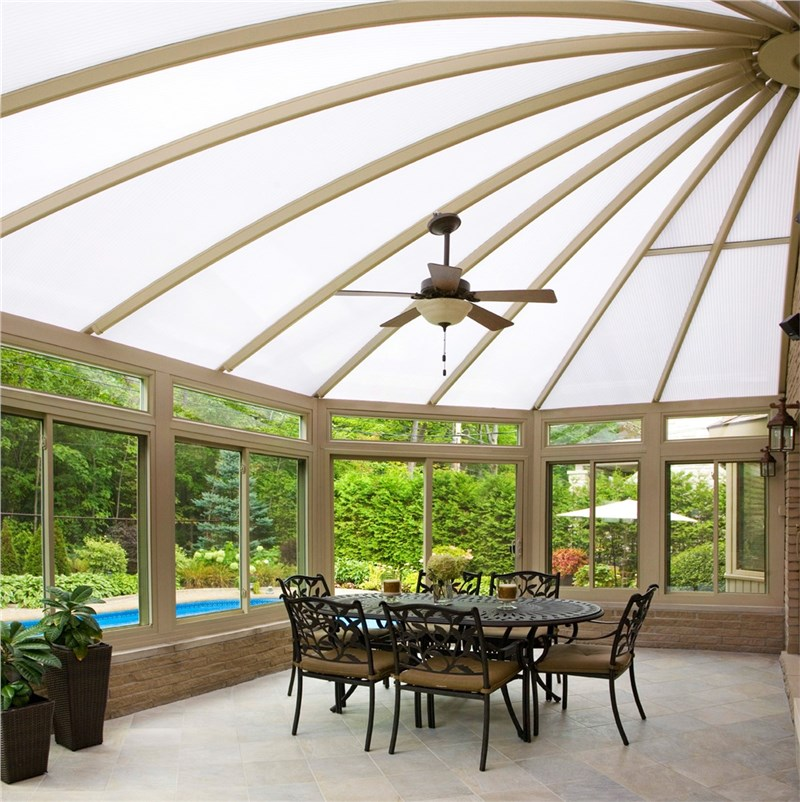 beautiful open sunroom by sunview enterprises