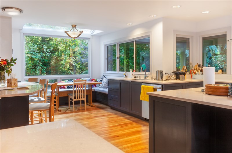 How to Make a Smaller Kitchen Appear Larger